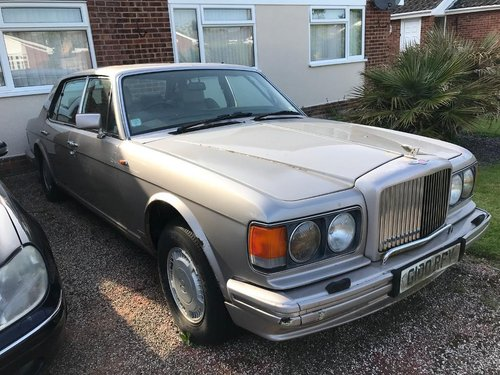 1989 BENTLEY TURBO R SELL all pats BREAKING WHAT U NEED ? For Sale (picture 1 of 6)