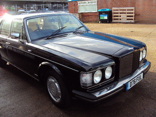1989 BENTLEY TURBO R SELL all pats BREAKING WHAT U NEED ? For Sale (picture 3 of 6)