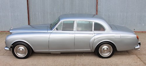 1963 BENTLEY S3 CONTIENTAL FLYING SPUR 1 of only 51 For Sale (picture 2 of 6)