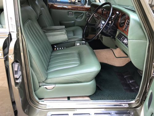 1980 Bentley T2 with only 54750 miles since new For Sale (picture 4 of 6)