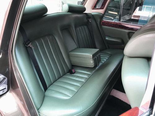 1980 Bentley T2 with only 54750 miles since new For Sale (picture 6 of 6)