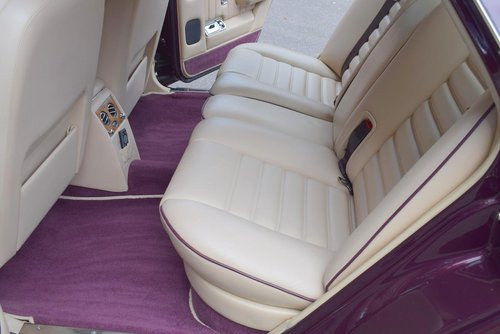 1998 R Bentley Turbo RT in Wildberry For Sale (picture 3 of 6)