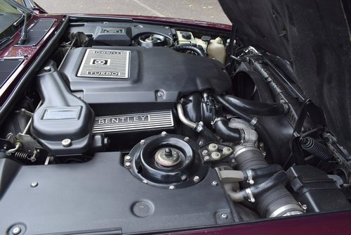 1998 R Bentley Turbo RT in Wildberry For Sale (picture 6 of 6)