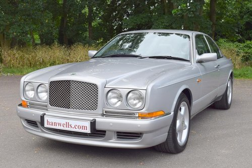1998 S Bentley Continental R Chatsworth Limited Edition For Sale (picture 1 of 6)