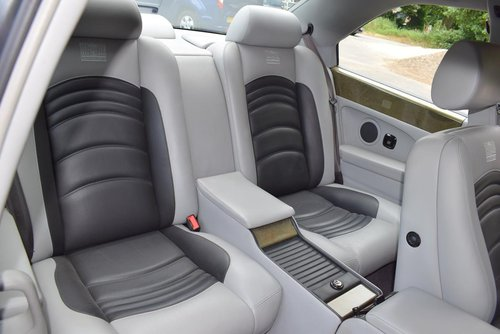 1998 S Bentley Continental R Chatsworth Limited Edition For Sale (picture 3 of 6)