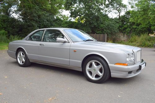 1998 S Bentley Continental R Chatsworth Limited Edition For Sale (picture 4 of 6)