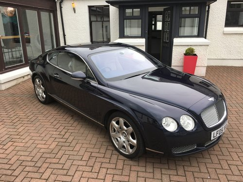 2005 Bentley Continental GT For Sale (picture 1 of 3)