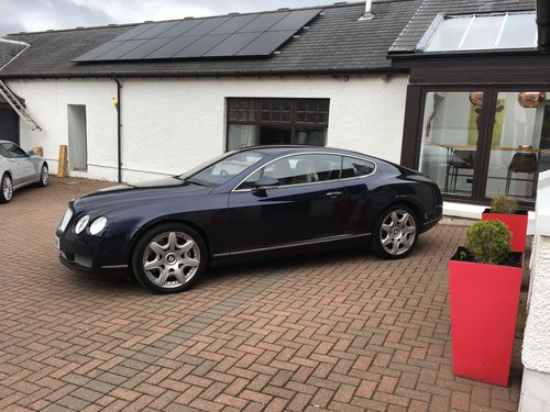 2005 Bentley Continental GT For Sale (picture 2 of 3)