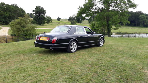 Bentley Arnage T 2002 £32k+ Receipts 450 BHP 14 Services V8 SOLD (picture 2 of 6)