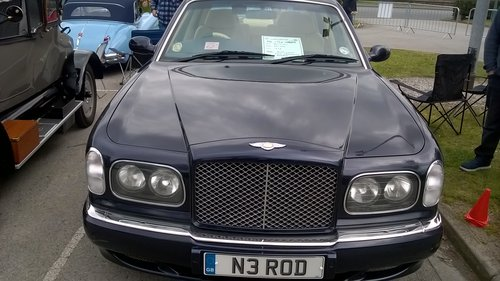 1998 Bentley Arnage Red Label Look For Sale (picture 1 of 6)
