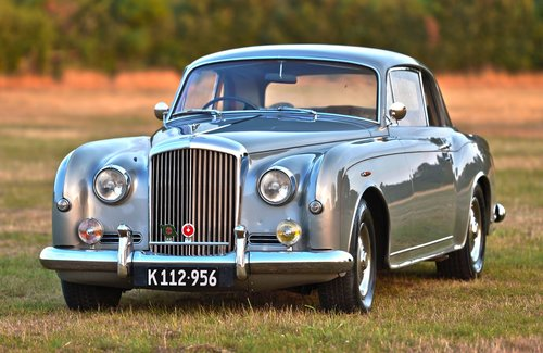 1956 Bentley S1 Continental Park Ward Coupe For Sale (picture 1 of 6)
