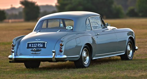 1956 Bentley S1 Continental Park Ward Coupe For Sale (picture 2 of 6)