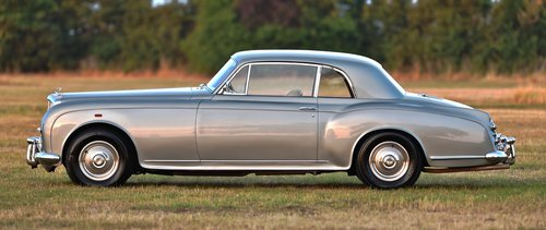 1956 Bentley S1 Continental Park Ward Coupe For Sale (picture 3 of 6)