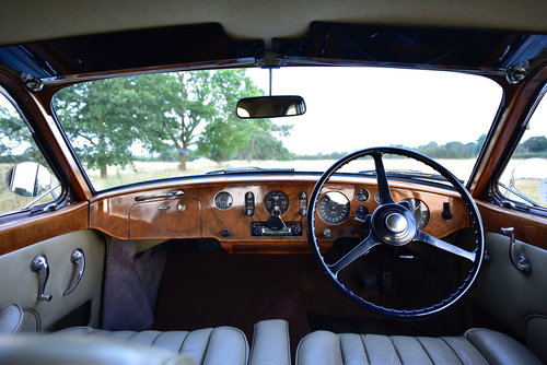 1956 Bentley S1 Continental Park Ward Coupe For Sale (picture 4 of 6)