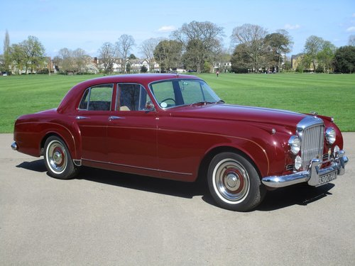1961 Bentley S2 Continental Four Light Flying Spur For Sale (picture 1 of 1)