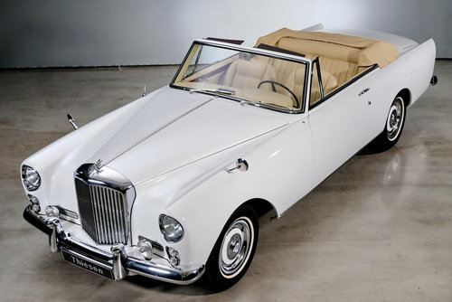1961 Bentley SII Park Ward Convertible For Sale (picture 1 of 6)
