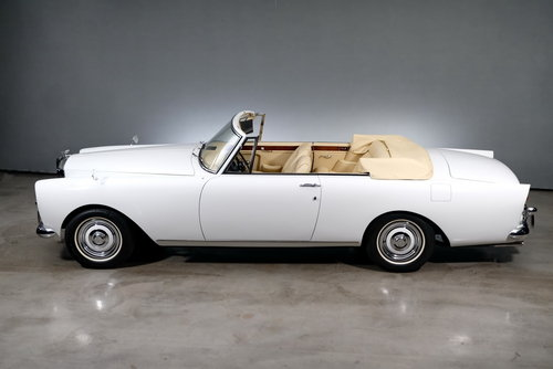 1961 Bentley SII Park Ward Convertible For Sale (picture 3 of 6)