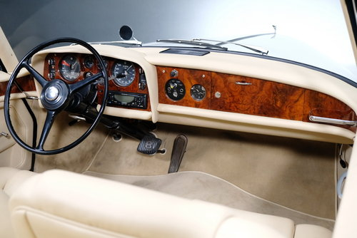 1961 Bentley SII Park Ward Convertible For Sale (picture 5 of 6)