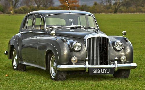 1962 1960 Bentley S2 Saloon For Sale (picture 1 of 6)