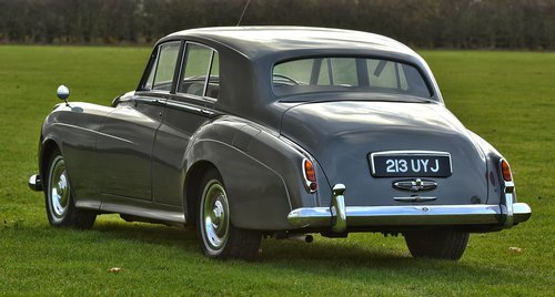 1962 1960 Bentley S2 Saloon For Sale (picture 2 of 6)