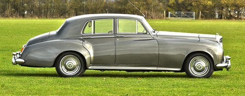 1962 1960 Bentley S2 Saloon For Sale (picture 3 of 6)