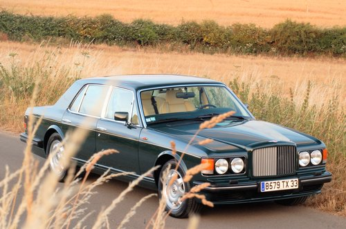 Bentley Turbo R - 1994 LHD For Sale (picture 1 of 6)