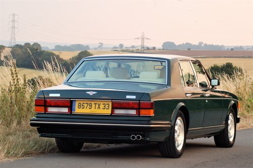 Bentley Turbo R - 1994 LHD For Sale (picture 2 of 6)