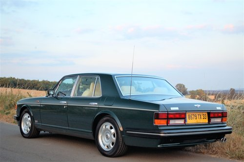 Bentley Turbo R - 1994 LHD For Sale (picture 3 of 6)
