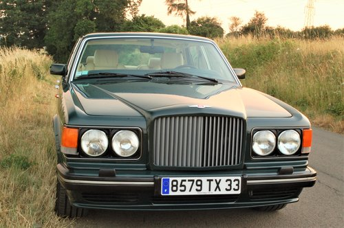 Bentley Turbo R - 1994 LHD For Sale (picture 5 of 6)