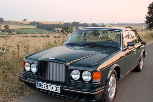 Bentley Turbo R - 1994 LHD For Sale (picture 6 of 6)