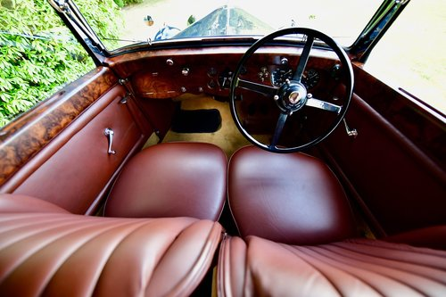 1936 Bentley 4¼-Litre Sports Saloon by Freestone & Webb For Sale (picture 4 of 6)