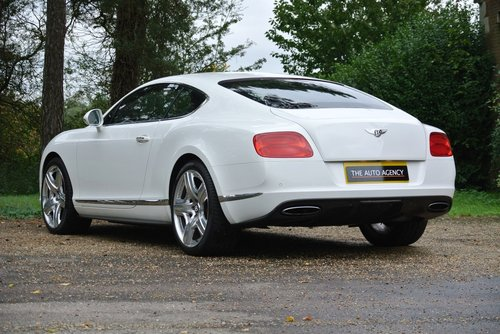 2012 BENTLEY CONTINENTAL GT W12 **MULLINER DRIVING PACK** For Sale (picture 2 of 6)
