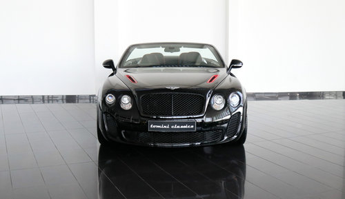 Bentley Continental GT Supersports ISR (2013) For Sale (picture 2 of 6)
