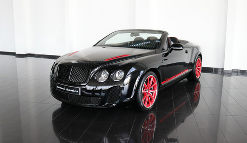 Bentley Continental GT Supersports ISR (2013) For Sale (picture 3 of 6)
