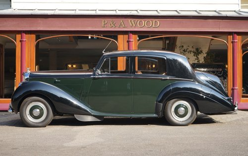 Bentley R-Type 1953 Standard Saloon For Sale (picture 2 of 3)