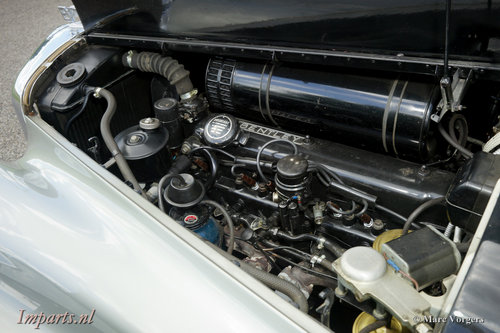 1959 Excellent Bentley S1 Saloon LHD For Sale (picture 4 of 6)