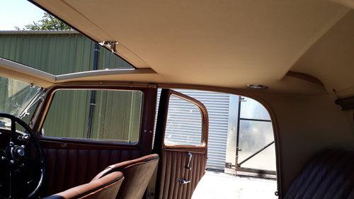 Bentley 3.5 Derby Park Ward 1935 Engine Rebuild Repaint Trim SOLD (picture 5 of 6)