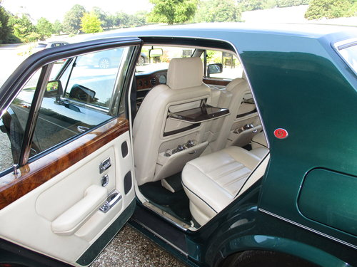 1990 Bentley Turbo R 77000 Fullest documented History. For Sale (picture 4 of 6)
