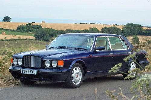 Bentley Turbo R 400 - 1997 For Sale (picture 1 of 6)