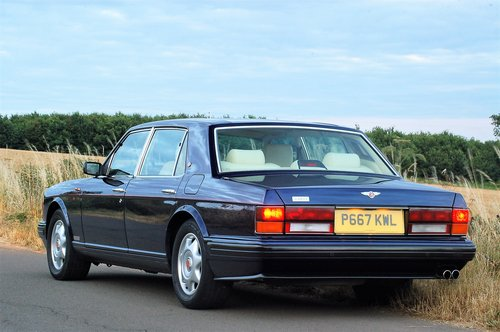Bentley Turbo R 400 - 1997 For Sale (picture 2 of 6)