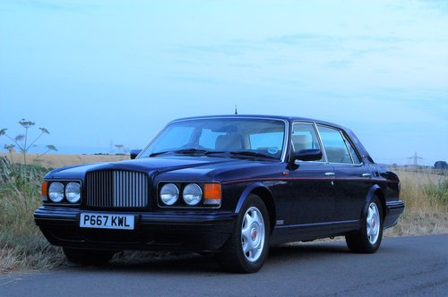 Bentley Turbo R 400 - 1997 For Sale (picture 3 of 6)