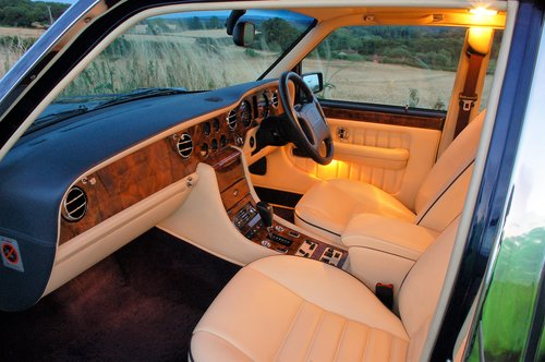 Bentley Turbo R 400 - 1997 For Sale (picture 4 of 6)