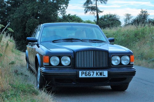 Bentley Turbo R 400 - 1997 For Sale (picture 6 of 6)