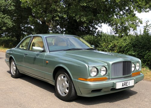 1993 BENTLEY CONTIENTAL R For Sale (picture 1 of 6)