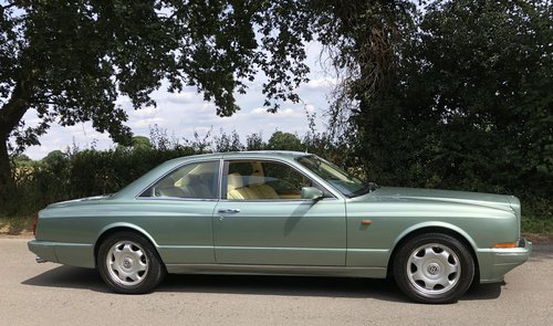 1993 BENTLEY CONTIENTAL R For Sale (picture 3 of 6)