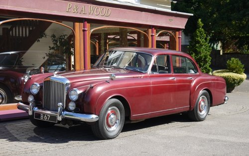 Bentley S2 Continental 1962 Flying Spur by H.J. Mulliner For Sale (picture 1 of 3)