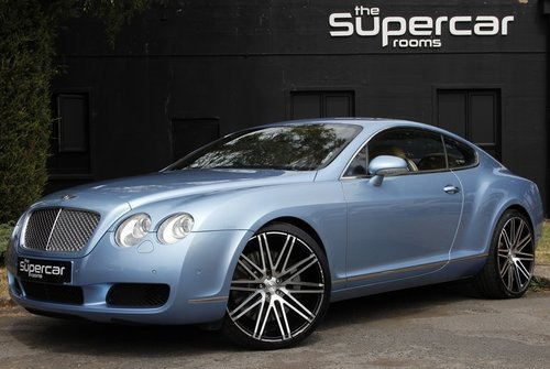 Bentley Continental GT - 2007 - 19K Miles For Sale (picture 1 of 6)
