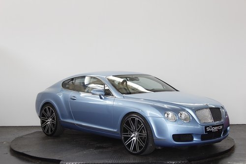 Bentley Continental GT - 2007 - 19K Miles For Sale (picture 2 of 6)