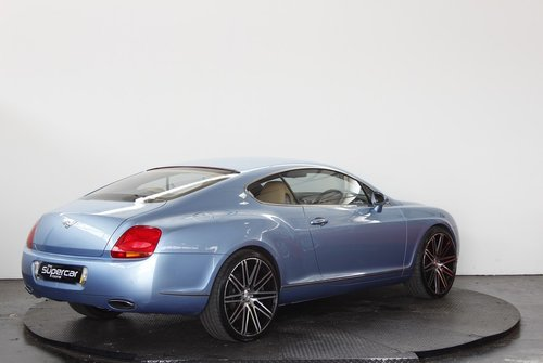 Bentley Continental GT - 2007 - 19K Miles For Sale (picture 3 of 6)