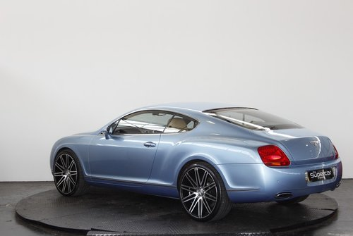 Bentley Continental GT - 2007 - 19K Miles For Sale (picture 4 of 6)